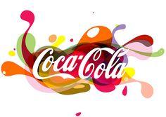 Big Brand Friday - Coca-Cola Logo Illustration by Engin Korkmaz, via Flickr