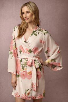 Plum Pretty Sugar for BHLDN robe