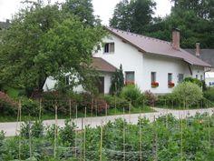 Nossa casa em Windischgarsten.