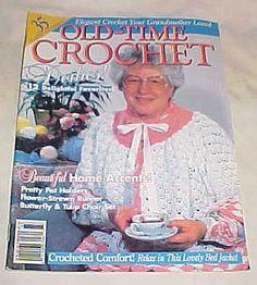 Old-Time Crochet Autumn 1994 Magazine (35 Patterns) (Volume 16 Number 3) by Old-Time Crochet, $14.98http://www.amazon.com/dp/B00ASZBM2W/ref=cm_sw_r_pi_dp_TphArb1HKG3E1