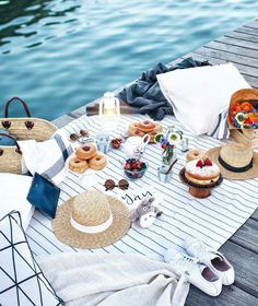 Picnic by Water