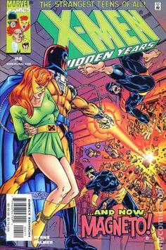 X-Men The Hidden Years (1999) 4