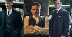 Peaky Blinders haircut: What to ask the barber