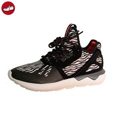 Jumpstar, Chaussures dAthlétisme Homme, Multicolore (Ftwr White/Solar Red/Ftwr White), 48 EUadidas