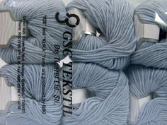 Pure Merino Worsted Yarns, Ice, Pure Products, Ice Cream, Cable Knitting