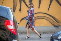 The Latest Street Style Photos From Milan Fashion Week via @WhoWhatWear