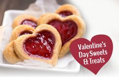 The best Valentine's Day recipes and DIY dinner ideas! | via @SparkPeople #ValentinesDay #dessert #love #recipes