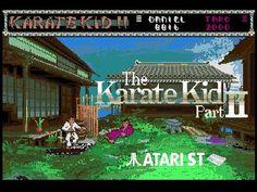 The Karate Kid Part 2 - Atari ST (1986)