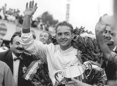 World Champion racer, Phil Hill
