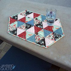 Picnic Placemat Tuto