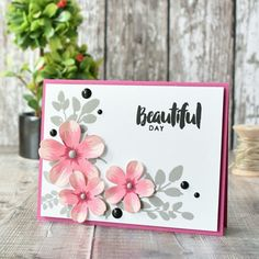 Altenew Sakura Blossom and a bunch of cards! | Craft For Joy Designs