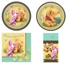 24 Best Winnie The Pooh Baby Shower Images Baby Shower Themes