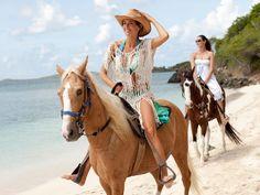 Horseback Riding, Palomino Island    El  Conquistador Resort & Las Casitas Village   Puerto Rico   ElConResort.com