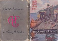 The Dowager's Diary - Week Ninety-Six - Woman Around Town Fly Fishing Lessons, The Throwaways, Catalog Cover, Financial Success, I Love Books, Leather Gloves, Marketing And Advertising, Abercrombie Fitch, Roosevelt