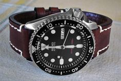 Show me your Seiko SKX007 straps: I need ideas