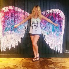 Made it to the infamous angel wings in Haleiwa. Day #2 in the books. #volcom…