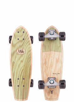 Maki Longboards   Spaz Surf Skateboard Model