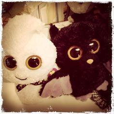 Ghost & Bat are friends