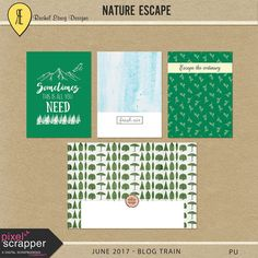 Free Nature Escape J