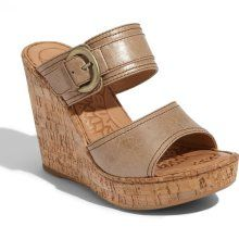 3b1a2892ce0 Børn  Zee  Wedge Sandal (Exclusive) available at Still available! Super  Comfy