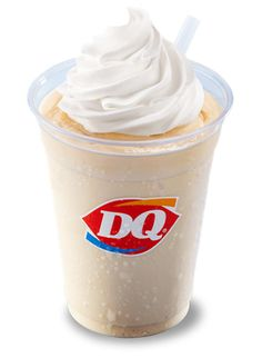 Carmel Shake or Malt is the perfect afternoon pick me up #longislanddq #DairyQueen #DQ