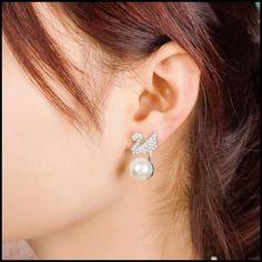 Leather Earrings, Diamond Earrings, Pearl Earrings, Hoop Earrings, Animal Earrings, Cute Earrings, Ear Drops, Earring Crafts, Earring Studs
