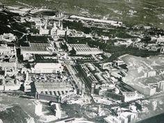 ¿Sabías que Barcelona fue sede de una exposición universal en 1929?   Did you know that a world fair took place in Barcelona in 1929?
