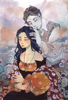 Fabzia commission by  tir-ri on deviantART Couple Drawings 3125d54b7256