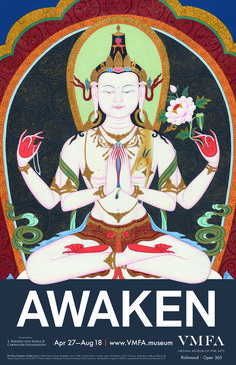 Awaken: A Tibetan Buddhist Journey Toward Enlightenment - Exhibitions Asian Art Museum, Buddhist Art, Museum Of Fine Arts, Tibet, Awakening, Virginia, San Francisco, Journey, Study