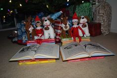 The Elf on the Shelf - its story time