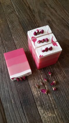 Jolene with Scent and Sensibility Inc started creating soap in 2012. She makes soap, lip products, and more with intricate designs and simple ingredients.