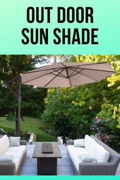 8 Best DIY Umbrella Base images in 2017   Backyard patio