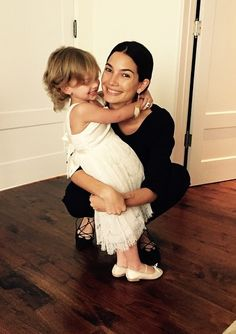 lily aldridge and her girl dixie