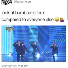 I was saying the same thing during the performance lol, I'm so proud of my son :'), you work what I gave you boi hahaha