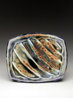 Joey Sheehan Soap Dish at MudFire Gallery