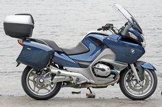 BMW R 1200 RT - want this for our next bike!