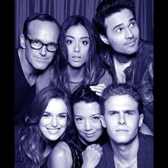 Agents of S.H.I.E.L.D. - Photobooth