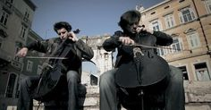 "2CELLOS....""Welcome to the Jungle"" This is amazing!"