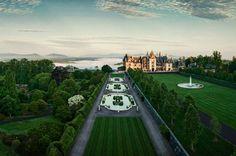 BILTMORE - George Vanderbilt's 8,000-acre estate, nestled in the mountains of Asheville, North Carolina.