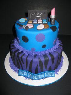Makeup Cake,  Go To www.likegossip.com to get more Gossip News!