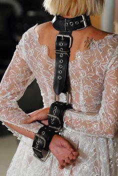 Wedding bdsm