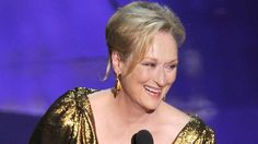 Meryl Streep - Actress In a Leading Role/THE IRON LADY