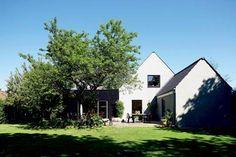 Murermestervilla anno 2014: Moderne drømmehjem - Boligliv - ALT.dk