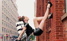 Coco Rocha: Longchamp S/S '12 Campaign                                                                                                                                                      More
