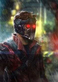 Star Lord - Universo Marvel