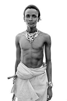 Kenya: The Samburu Tribe, The Butterfly People by Photographer Lyle Owerko