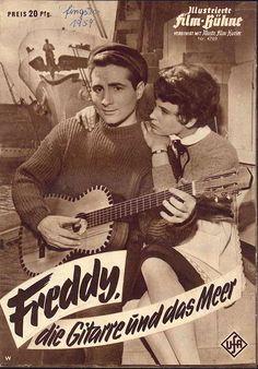 Illustrierte Film-Bühne Nr. 4769 - Freddy die Gitarre und das Meer