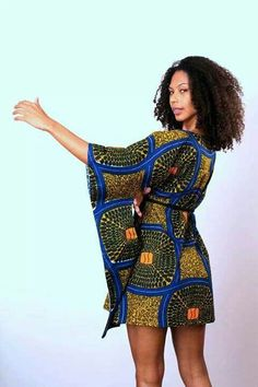 Hot!! ~African Prints, African women dresses, African fashion styles, african clothing
