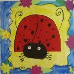 Cutest. Ladybug. Project. Ever. (Grade 1)