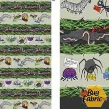 Crawly Critters: Border - Kanvas 5546-11